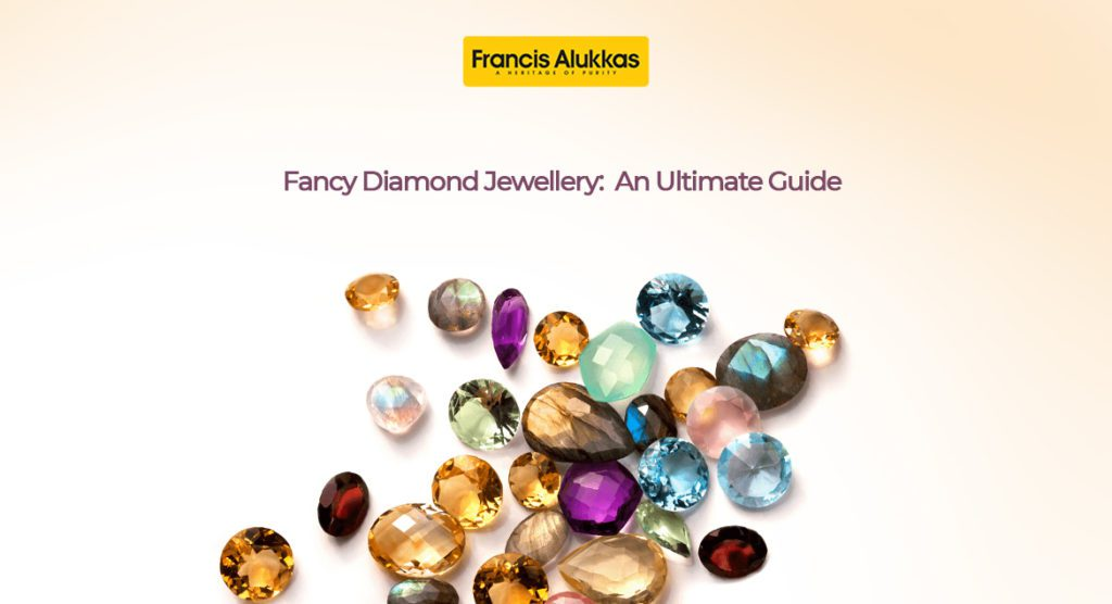 Fancy Diamond Jewellery
